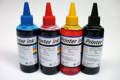 4 100ml INK & REFILL KITS FOR HP301 HP301XL HP 301 XL HP 363 HP364 CARTRIDGES