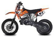 Kinder Motocross Motorrad