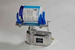 Paint Mixer Shaker Stirrer Pneumatic Tin Can Air Mixing Spinner Machine scheme