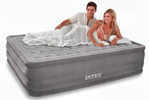 Intex Queen Air Mattress Ebay