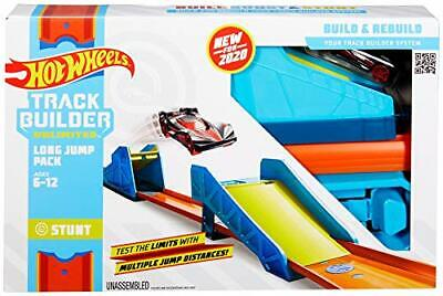 Hot Wheels Track Builder Long Jump Stunt Pack