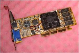 64MB AGP Pixelview MX400 Graphics Card MVGA-NVG11AM 400 With TV-