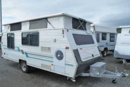Coromal Seka 505-AirCon-Rollout Awning-12v-3Way Fridge-$13,999 Aldinga Beach Morphett Vale Area Preview
