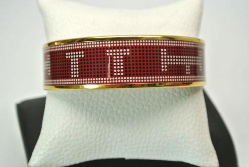 b77c9178caa7 Hermes Enamel Bracelet   eBay