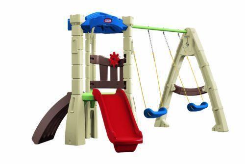 Little Tikes Toddler Swing | eBay