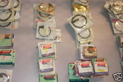 Yamaha Ef Yp Ec Generator Piston Ring Set 796-11610-03
