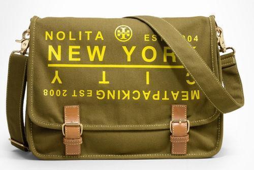 3619f45629a8 Tory Burch Green Handbag