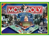 Monopoly Nottingham Edition - BRAND NEW AND SEALED