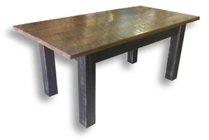 NEW! Harvest Tables Locally Made Rustic Pine 5 to 7ft