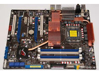 ASUS Rampage Formula + Q6600 (Motherboard/Intel Core 2 Quad CPU Combo)
