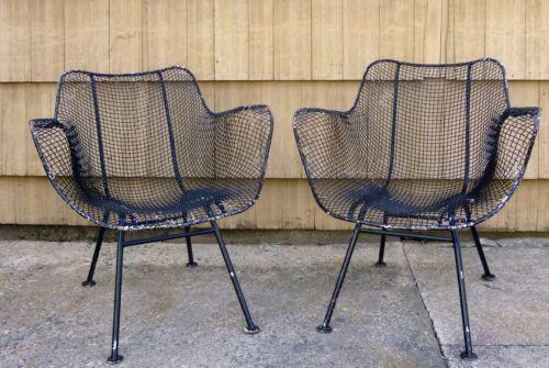 Mid Century Modern Patio Furniture Ebay