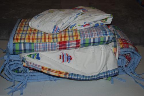 Madras Nursery Bedding Ebay