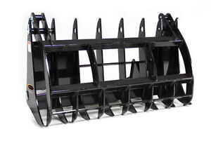 Best Grapples Made--For Skid Steer and Tractor--In Stock Now. Cambridge Kitchener Area image 2
