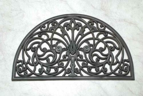 Wrought Iron Door Mat Ebay