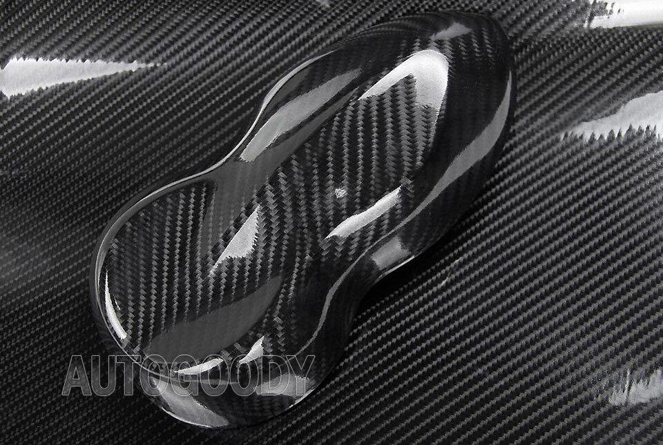 7d Premium Super Gloss Carbon Fiber Vinyl Film Wrap Bubble