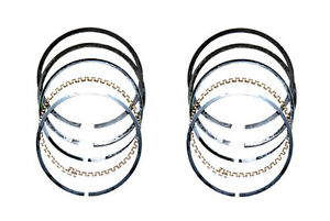 75-76 HONDA CB500T STANDARD PISTON RINGS SET 2 PISTON RINGS INCLUDE 11-CB500TPR