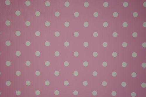 Vinyl Table Cloth Polka Dot Ebay