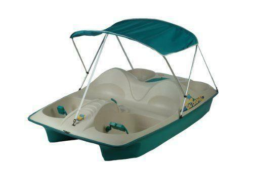 Pedal boat canopy ebay for Teal fishing pole
