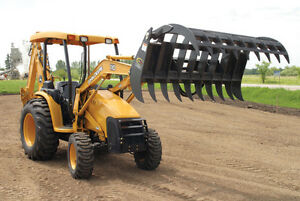 Best Grapples Made--For Skid Steer and Tractor--In Stock Now. Cambridge Kitchener Area image 1