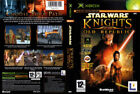 Star Wars: Knights of the Old Republic Microsoft Xbox Video Games