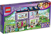 LEGO Friends 41095 Emma's House - Brand new / Sealed