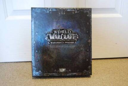 World of Warcraft - Warlords of Draenor - Collectors Edition