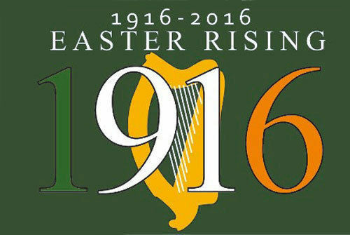 Easter Rising 1916 - 2016 Flag - 5x3