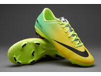 Nike JR Mercurial Vapor IX FG New Football Shoes