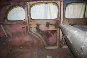 1935 Chevrolet Master for restoration project