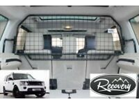 Land Rover Discovery 4 Dog / Cargo guard