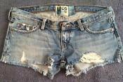 Juniors Hollister Shorts Size 1