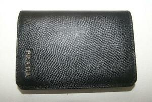 0d5d2e37d17b Men's Black Prada Wallet
