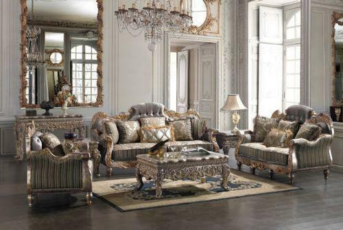 Luxury Living Room Furniture Ebay