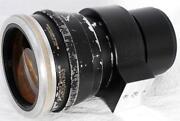 Cinemascope Lens