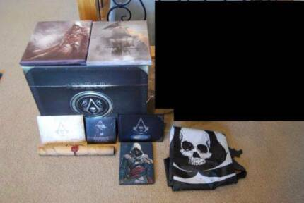 Assassin's Creed IV - Black Chest Edition - PC - NO STATUE