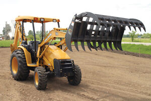 Skid Steer Grapples Best on the Market  in Stock today Cambridge Kitchener Area image 1