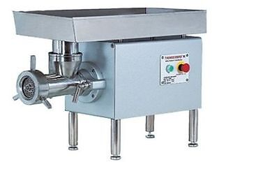 Thunderbird Tb-500e Stainless Steel No.32 3hp Meat Grinder New