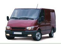 Wanted transit van mk6