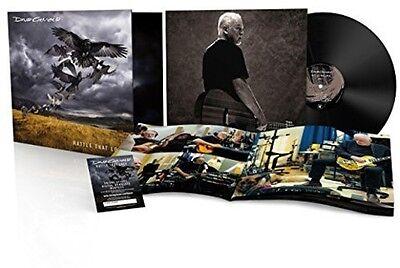 David Gilmour - Rattle That Lock [New Vinyl] Gatefold LP Jacket, Download Insert