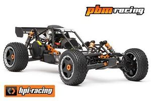 HPI Racing Baja 5B SS Petrol 2wd RC 1/5 Buggy KIT - 10611