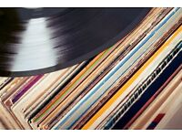 Wanted: Vinyl / Record Collections
