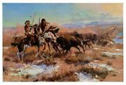 Charles Russell Painting
