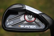TAYLORMADE BURNER 2.0 GOLF CLUBS IRONS Keilor Downs Brimbank Area Preview