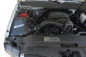 Volant air intake with Donaldson Powercore