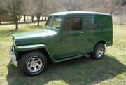 Willys Wagon