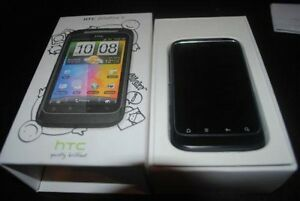 HTC WILDFIRE BRAND NEW IN THE BOX WITH BELL/VIRGIN