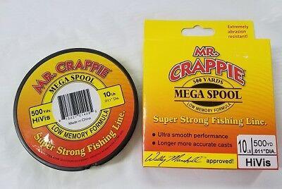 MR CRAPPIE MCR-1 MINI CRAPPIE POLE REEL
