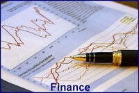 Finance Homework Help for MBA and Other courses like CPA and CGA