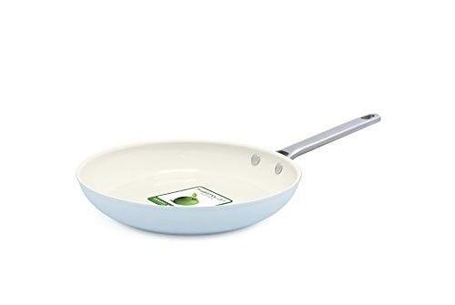 GreenPan Padova Ceramic 10Pc Cookware Blue