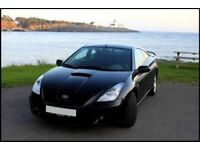 Celica Great Condition Full 12 months MOT